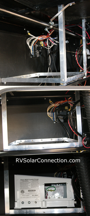 Hanging Inverter Rack
