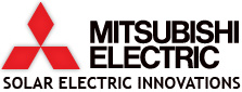 Mitsubishi Solar Products Logo