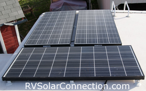 405 Watts of Solar Power